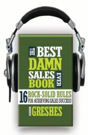 The Best damn sales book ever (Audio Book)