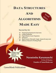 Data Structures & Algorithms Made Easy