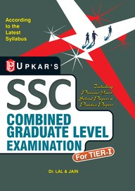Ssc Combined Graduate Level Examination For Tier 1 : Code 489