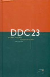 Dewey Decimal Classification & Relative Index Set Of 4 Vol