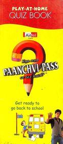 Play At Home Quiz Book Yellow - Kya Aap            Paanchvi Pass Se Tez Hain