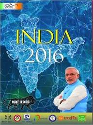 India 2016 : A Reference Annual Year Book
