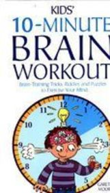 Kids 10 Minutes Brain workout price comparison at Flipkart, Amazon, Crossword, Uread, Bookadda, Landmark, Homeshop18