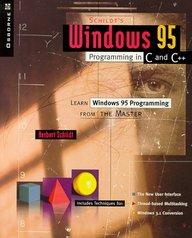 Schildt's Windows 95 Programming in C and C++ (Osborne) 1st Edition price comparison at Flipkart, Amazon, Crossword, Uread, Bookadda, Landmark, Homeshop18