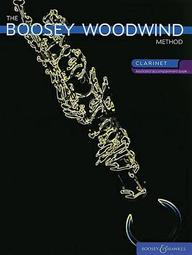 The Boosey Woodwind Method: Clarinet Accompaniment Book