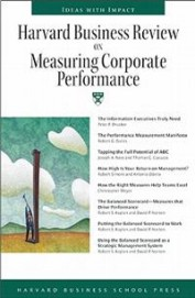 Harvard Business Review On Measuring Corporate     Performance