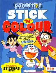 Doraemon Stick N Color : Yellow