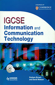 Igcse Information & Communication Technology W/Cd