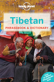 Lonely Planet Tibetan Phrasebook and Dictionary