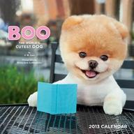 2013 Wall Calendar: Boo