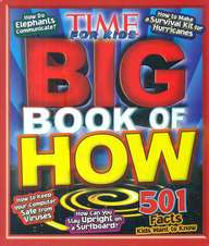 Big Book Of How : Time For Kids