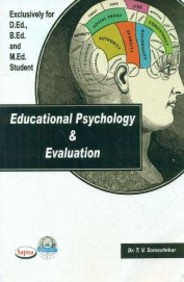 Educational Psychology & Evaluation For Ded Bed &  Med
