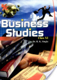 Business Studies For Class 11: Cbse
