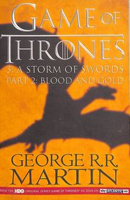 Game Of Thrones 3: A Storm Or Swords Part 2: Blood And Gold