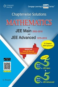 Chapterwise Solutions of Mathematics for JEE Main 2002-2016 and JEE Advanced 1979-2016 price comparison at Flipkart, Amazon, Crossword, Uread, Bookadda, Landmark, Homeshop18