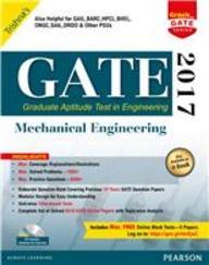 Gate 2017 Mechanical Enginerring W/Cd