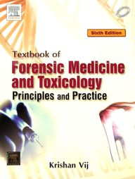 Textbook Of Forensic Medicine & Toxicology        Principles & Practice