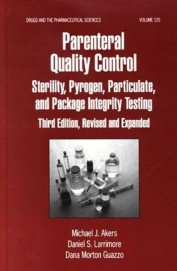 Parenteral Quality Control