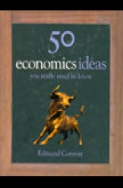 50 Economics Ideas - You Really Need To Know
