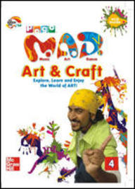Pogo Mad Art & Craft Book 4