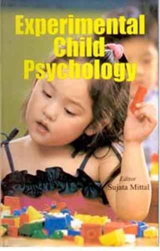 Experimental Child Psychology