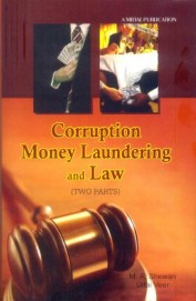 Corruption Money Laundering & Law Set Of 2 Parts