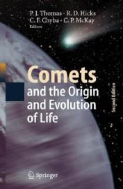Comets & The Origin & Evolution Of Life