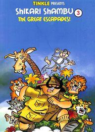 Shikari Shambus : The Great Escapades 3