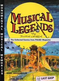 Musical Legends (Monumental Musical Memories)