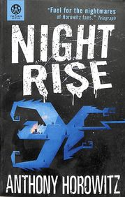 Night Rise : The Power Of Five Book 3