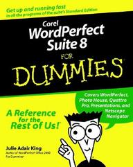 Corel Wordperfect Suite 8 For Dummies