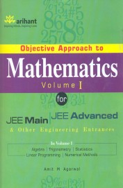 Objective Approach to Mathematics (Volume 1) (English) 5th Edition price comparison at Flipkart, Amazon, Crossword, Uread, Bookadda, Landmark, Homeshop18