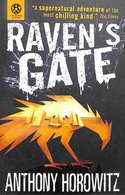 Ravens Gate : Power Of Five Book One