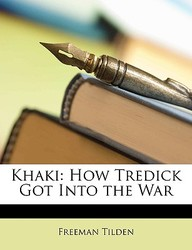 Khaki: How Tredick Got Into the War