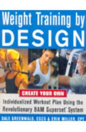 Weight Training By Design