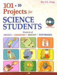 101+10 Projects For Science Students W/Cd