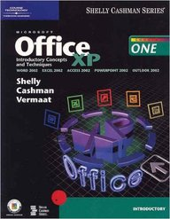 Ms Office Xp 2000 Introductory Concepts & Techniques