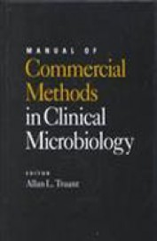 Manual Of Commerical Methods In Clinical Microbiology