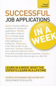 Job Applications In A Week : Teach Yourself
