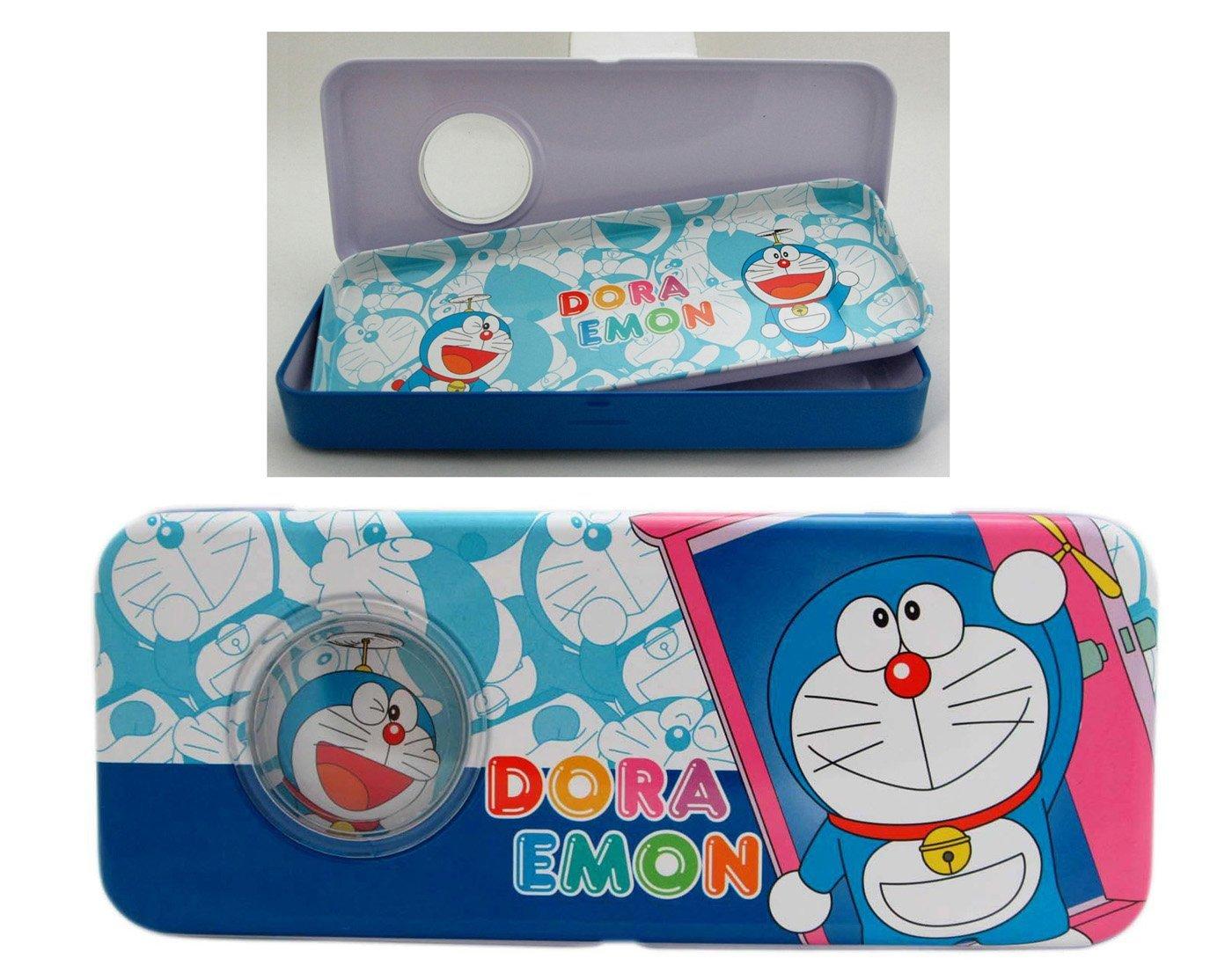 Doraemon Tin Pencil Case