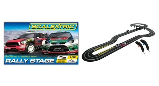 Scalextric Rally Stage