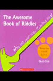 Awesome Book Of Riddles - Why Isn'T Your Nose 12   Inches Long