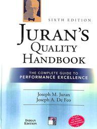 Jurans Quality Handbook