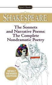 The Sonnets And Narrative Poems: The Complete Nondramatic Poetry