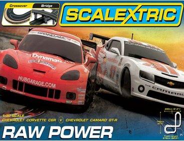 Scalextric Raw Power