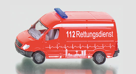 Funskool Ambulance