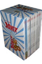 Asterix Complete Box Set of 34 Titles price comparison at Flipkart, Amazon, Crossword, Uread, Bookadda, Landmark, Homeshop18