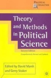 Theory & Methods In Political Science