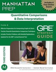 Quantitative Comparisons & Data Interpretation GRE Strategy Guide price comparison at Flipkart, Amazon, Crossword, Uread, Bookadda, Landmark, Homeshop18