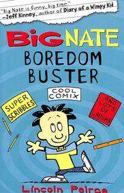 Big Nate Boredom Buster price comparison at Flipkart, Amazon, Crossword, Uread, Bookadda, Landmark, Homeshop18